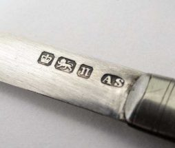 Arthur Staniforth Silver Makers Mark
