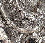 Benjamin Davis Silver Makers Mark