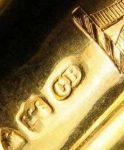 Charles Boyton silver makers mark