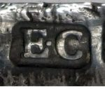 Ebenezer Coker Silver Makers Mark