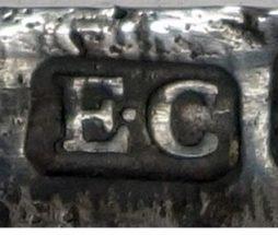 Ebenezer Coker Silver Makers Mark