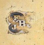 Edward, John & William Barnard Silver Makers Mark