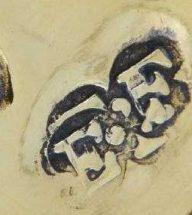 Edward Farrell Silver Makers Mark