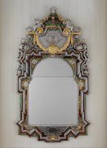 Mirror Silversmith:Johann Valentin Gevers (German, ca. 1662–1732)