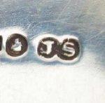 John Stone Exeter Silver Makers Mark