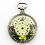 A Bovet Doplex Pocket Watch